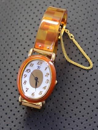 白赤甲イモツギ時計